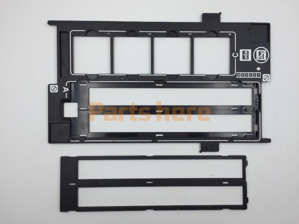 1423040 Photo Holder Assy Film Slide 35mm Negative Holder & Cover Guide for Epson V500 V550 V600 4490 2450 3170 3200 4180 X750