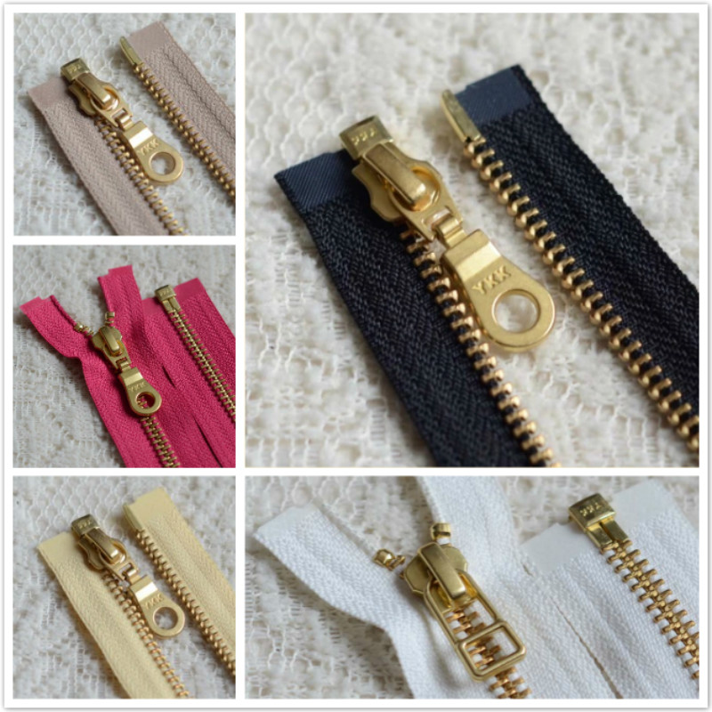 Buy ykk brass gold metal zippers and get free shipping on AliExpress.com 78d1b2ed8