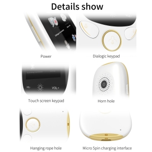 Image 4 - Boeleo K1 2.0 Inch Screen Voice Translator Smart Business Travel AI Translation Machine 512MB+4GB 45 Languages Translator