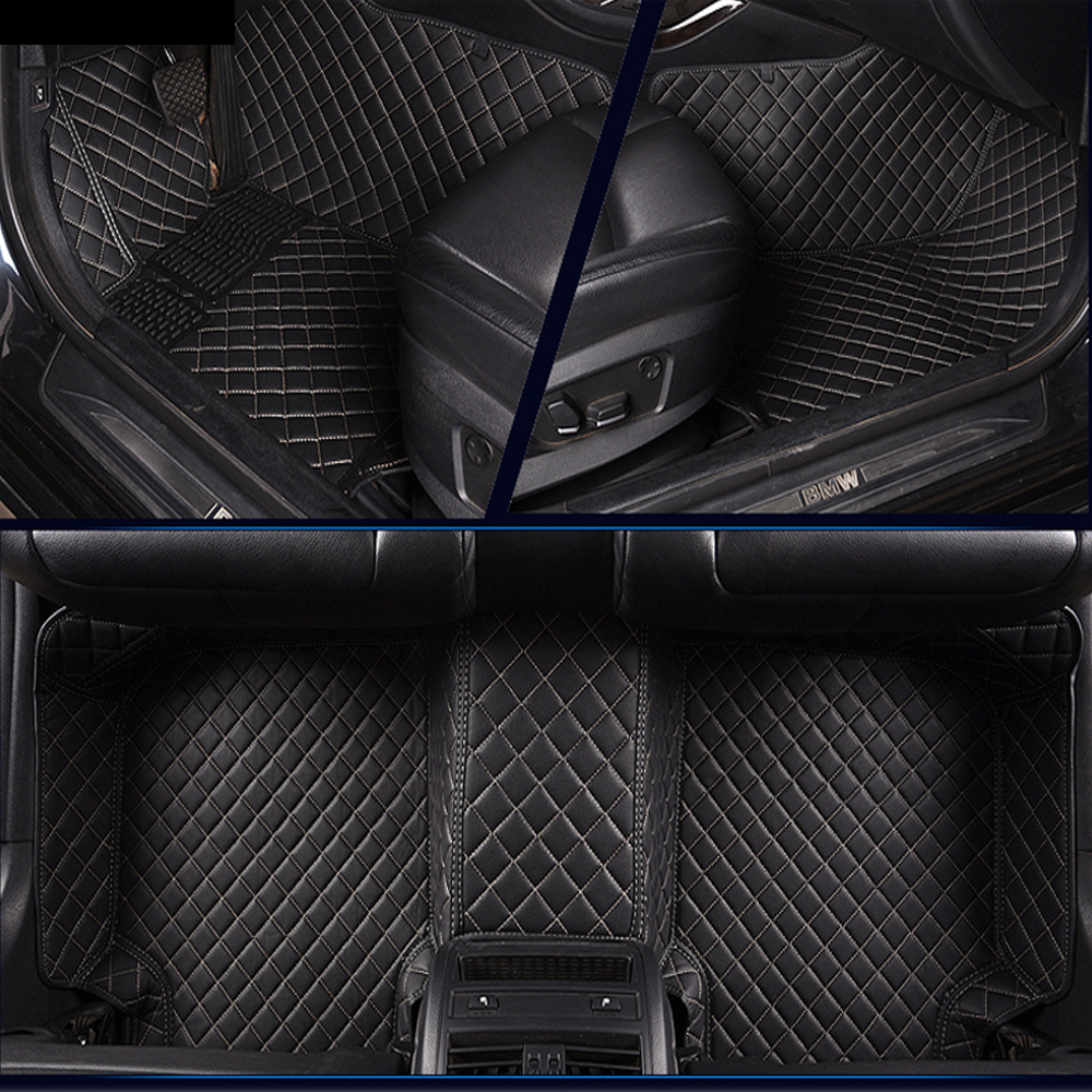 Car floor mats for Audi A7 S7 5D waterproof heavy duty perfect full cover case car-styling rugs carpet liners(2010-)Car floor mats for Audi A7 S7 5D waterproof heavy duty perfect full cover case car-styling rugs carpet liners(2010-)