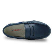 Leather Classic Gommini Loafers For Kids