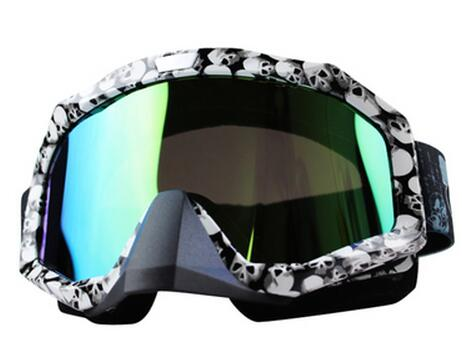 Winter Outdoor Sports Ski Snowboard Motorcycle Goggles Snowmobile Motocross Off-road Dh Atv Racing Eyewear Glasses