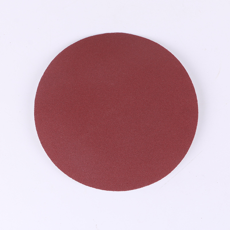 New High-quality Self-adhesive Sandpaper, 125mm Diameter Wall Polished, Brushed Disc Polishing Machine Sandpaper 60-2000#