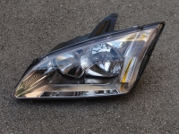 1Pcs Replacement Left Front Headlight For For Ford Focus 2005 2007