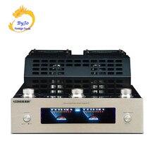 M12 Hi-Fi Bluetooth Ламповый стерео Усилители домашние Поддержка USB SD Card MP3 музыке бас аудио выход 2.1 Поддержка 220 В и 110 В