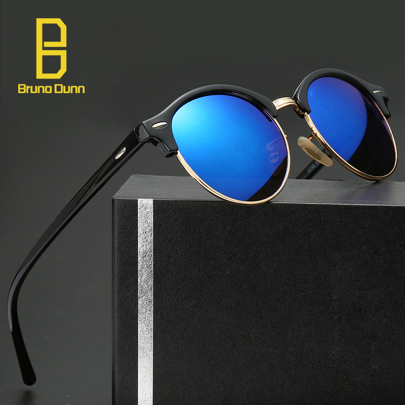 2017 New Polarized Vintage Retro Round Banned Sunglasses Women Luxury Sun  Glases Female Brand Designer Oculos De Sol Feminino 0a7416b18b