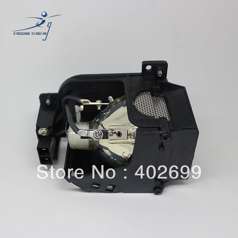 LC-XA20 LC-XB21A projector lamp POA-LMP107 for EIKI original with housing poa lmp129 for eiki lc xd25 projector lamp with housing