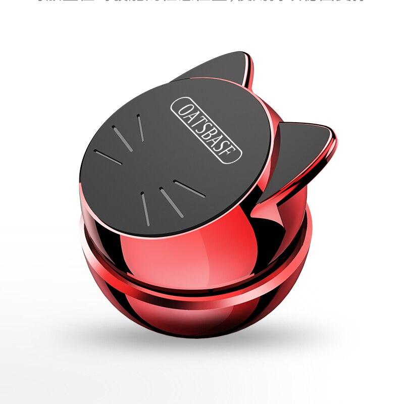 Magnetic Universal Car Phone Holder 360 Degree GPS Magnetic Mobile Phone Holder For iPhone X 8 7 Samsung Magnet Mount Holder