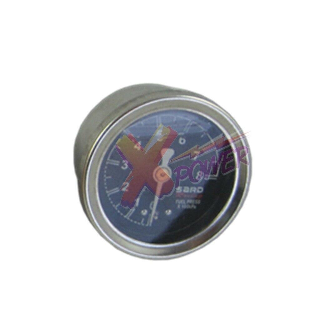 Универсальный жидкозаполненный турбо зарядное устройство регулятор топлива Манометр