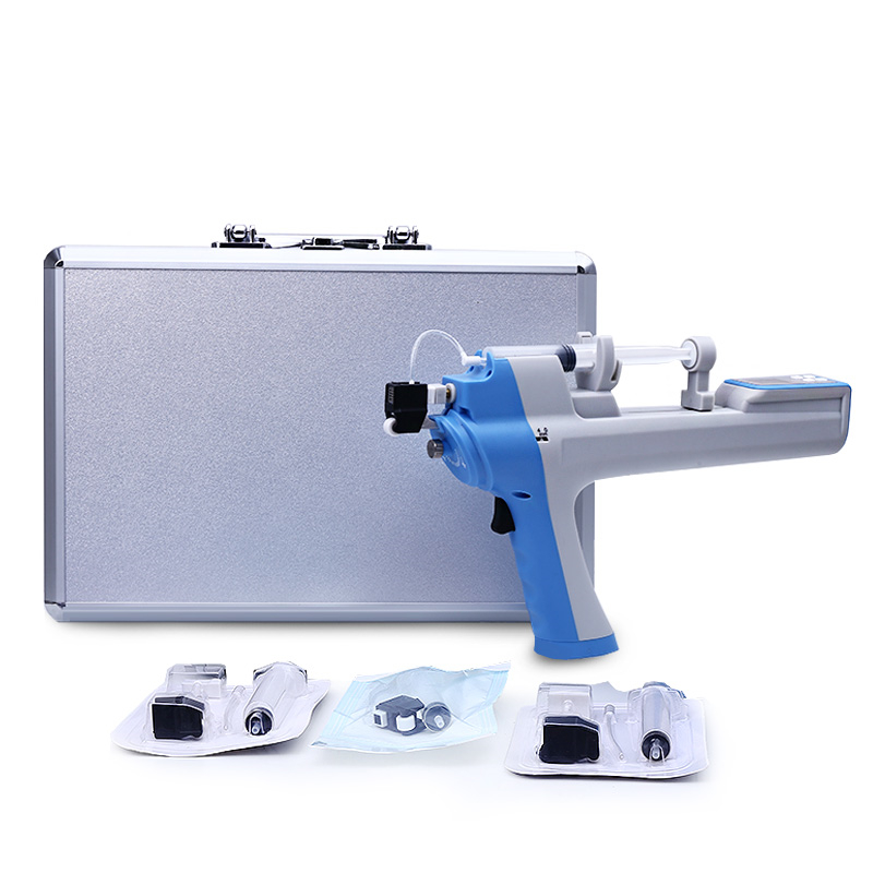Vanadium Titanium Hydro Vacuum Mesotherapy Gun Meso Skin Care Rejuvenation Wrinkle Remove Beauty Machine