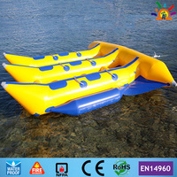 Free Shipping 6 Person Inflatable Flyfish Boat Inflatable Boat for Sale(Free pump+storage bag+repair kit)