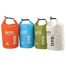 5L Портативные водонепроницаемые сумки для серфинга Дрифтинг речной Спорт на открытом воздухе развлечения альпинистский рюкзак многоцветная Пряжка пакет