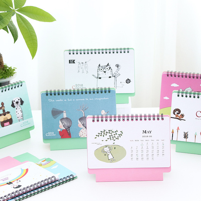 Kids Desk Calendar : Cute desk calendars hostgarcia