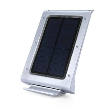 46 LEDs Human Body Induced LED Light Motion Induction Lamp Solar Lamp Ni-MH Led Bulbs Morden Solar Light