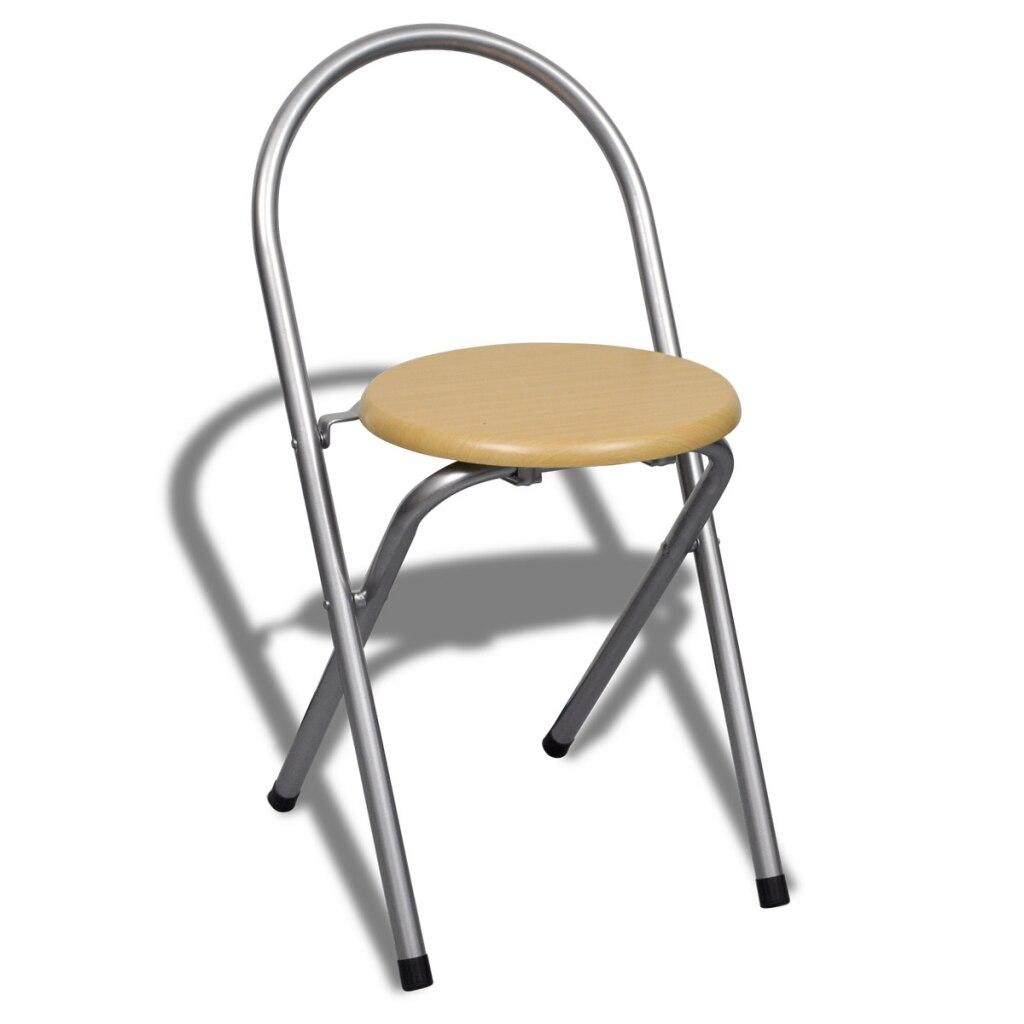 Großartig Ikayaa Faltbare Frühstück Bar Set Mit 2 Stühle Küchentisch Stühle Set  Esszimmer Sets In Ikayaa Faltbare Frühstück Bar Set Mit 2 Stühle  Küchentisch Stühle ...