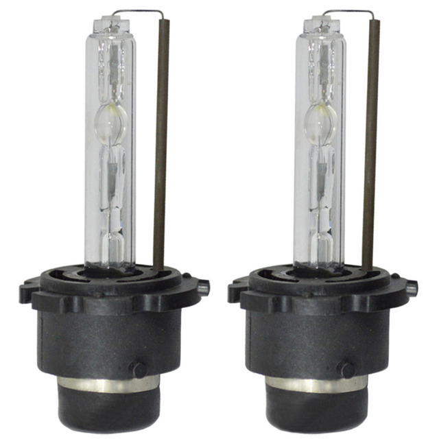 safego 2x ac 12v 35w hid xenon d2s replacement headlight. Black Bedroom Furniture Sets. Home Design Ideas