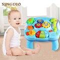 Spielzeug kinder baby musik frühen lernen studie kinder vorschule pädagogisches spielzeug für neue geboren baby entwicklung sicher 0 12 monate-in Spielzeug-Musikinstrument aus Spielzeug und Hobbys bei