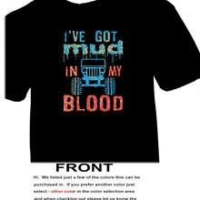 65421ea0 Male Best Selling T Shirt I've Got Mud In My Blood - 4x4 -
