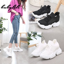 White Sneakers for Women Chunky Sneakers for Women