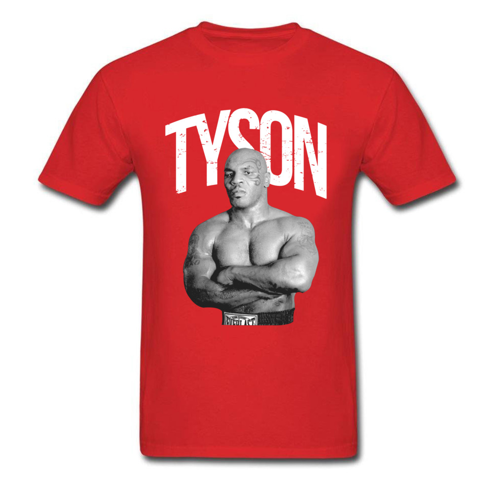 Iron Mike Tyson_red