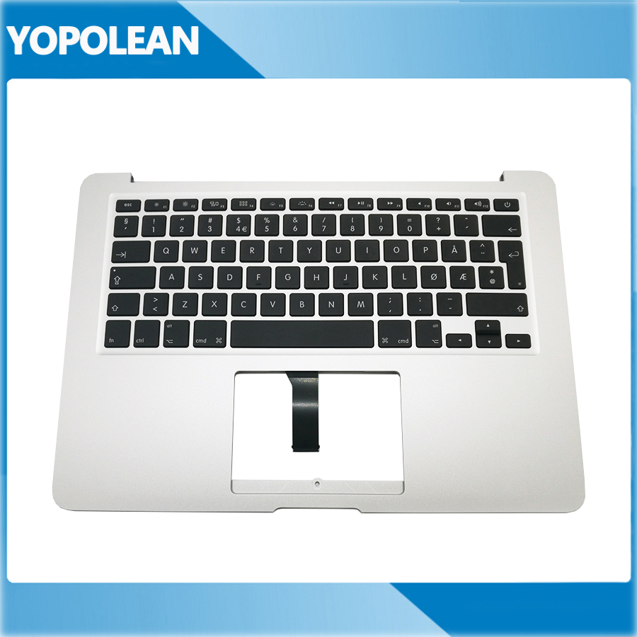 "Apple MacBook Air 13/"" A1466 2013 2014 2015 2017 Top Case w// Keyboard 661-7480 B"