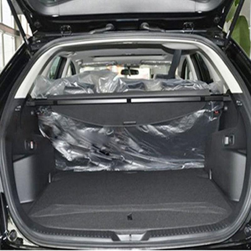 Cargo Cover For 2007 2012 Mazda Cx 7 Black Retractable Shield: Best Cars Modified Dur A Flex