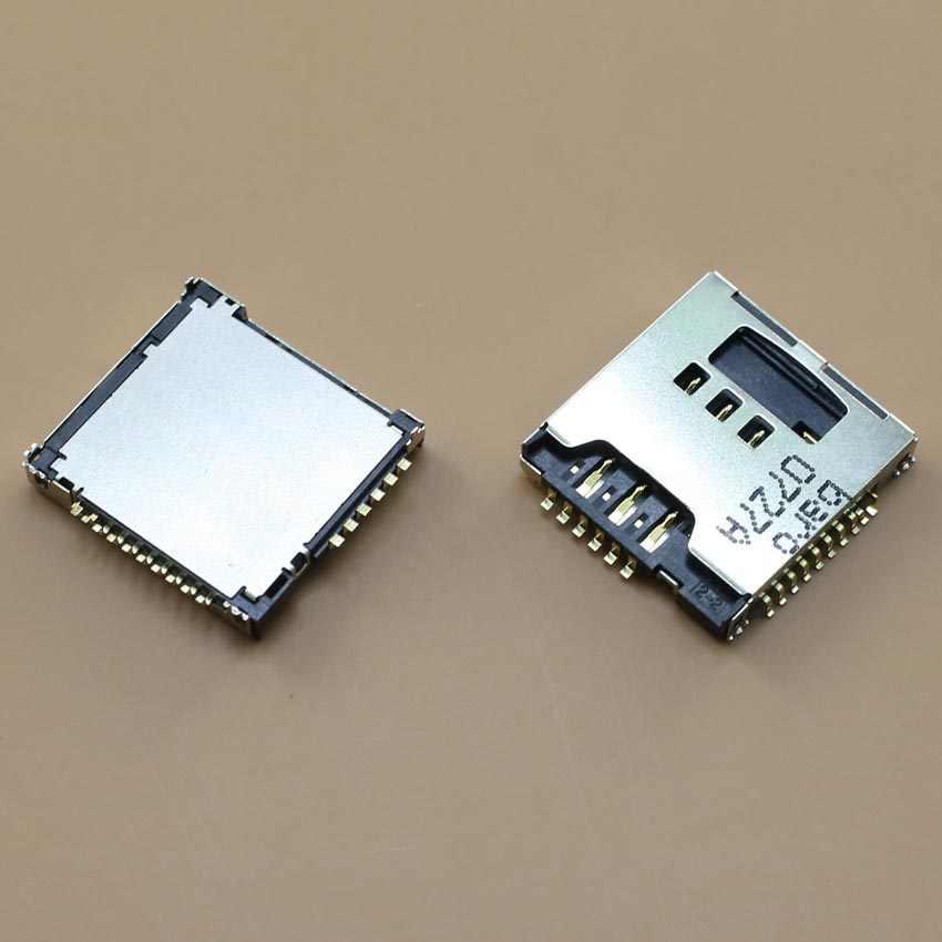YuXi ה-SIM זיכרון TF כרטיס מיקרו SD כרטיס מגש קורא מודול החלפת מחזיק עבור Samsung S5230 כוכב S5230C S5233 S3930 w589 F488E