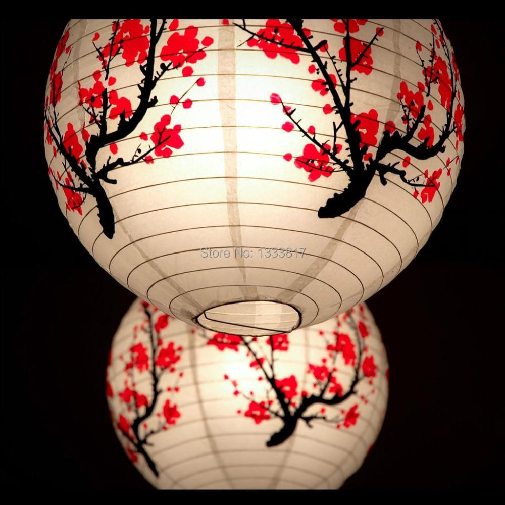 Diy Paper Lanterns Paper Lamp Cover Decorative Pattern Paper Lantern Handmade Diy