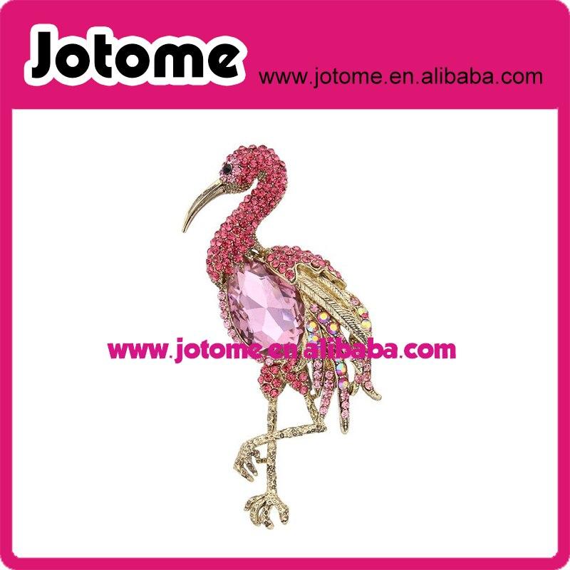 Flamingo patches pour les vêtements de fer sur les transferts patch lavable *tr