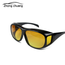 Night vision driver goggles unisex HD vision sunglasses driving glasses UV polarized sunglasses glasses
