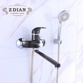 Набор для душа ванная термостатический клапан смеситель для ванны хромированный латунный Смеситель для ванны Водопад смеситель для ванной...