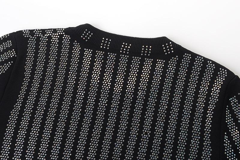 Supérieure 2018 Qualité Luxe Manches Brillant Baguettes Belle Top Italie shirts Courtes T De Mode Femmes Marque Design Xpwqw1n6