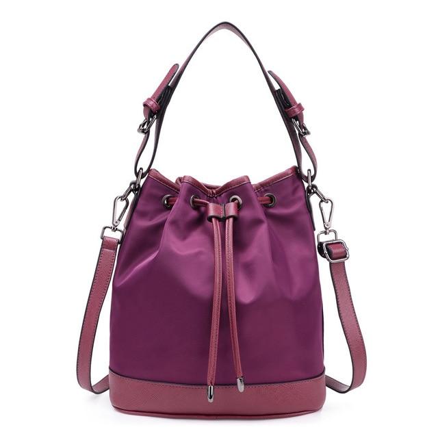 2016 Korean Version Of The New Handbag Large Capacity Travel Bag Casual Oxford Cloth Shoulder Bag 1131