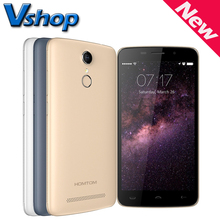Original Homtom HT17 HT17 PRO Android 6.0 Quad Core 4G LTE Cellphone 5.5 inch RAM 1GB 2GB ROM 8GB 16GB Fingerprint Smartphone