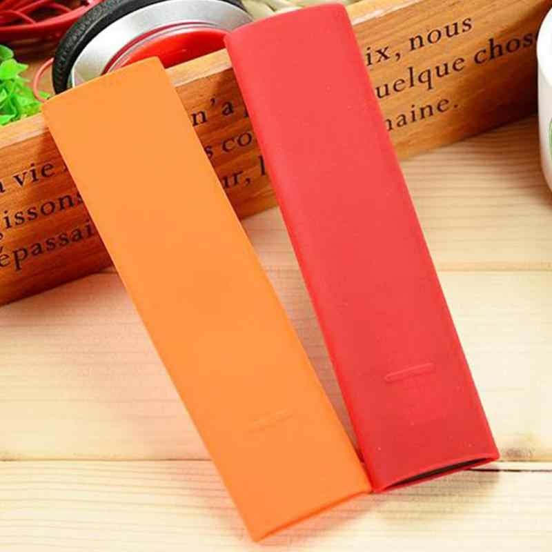 Soft Silicone TPU Protective Case Remote Colorful Rubber Cover Case for Xiaomi Remote Control Mi TV Box^