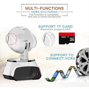 Image 5 - Home WiFi Security IP Camera Wireless Cheap Camera WI FI Audio Record IR Cut Night Vision Surveillance HD Mini CCTV Camera