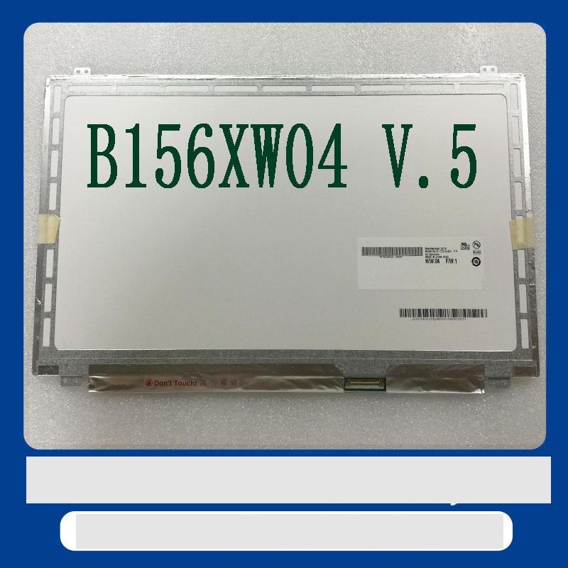 Бесплатная доставка B156XW04 V.5 B156XW04 V.6 LP156WHB TLA1 LP156WH3 TLS1 N156BGE-L31 N156BGE-L41 LTN156AT20 LTN156AT30 40PIN ЖК-дисплей