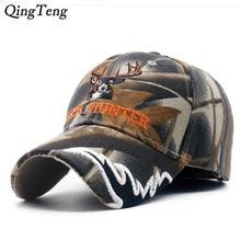 Новое поступление, шапка с оленями, камуфляжная кепка, бейсбольная кепка, камуфляжная кепка, кепка для мужчин, Охотничья Кепка