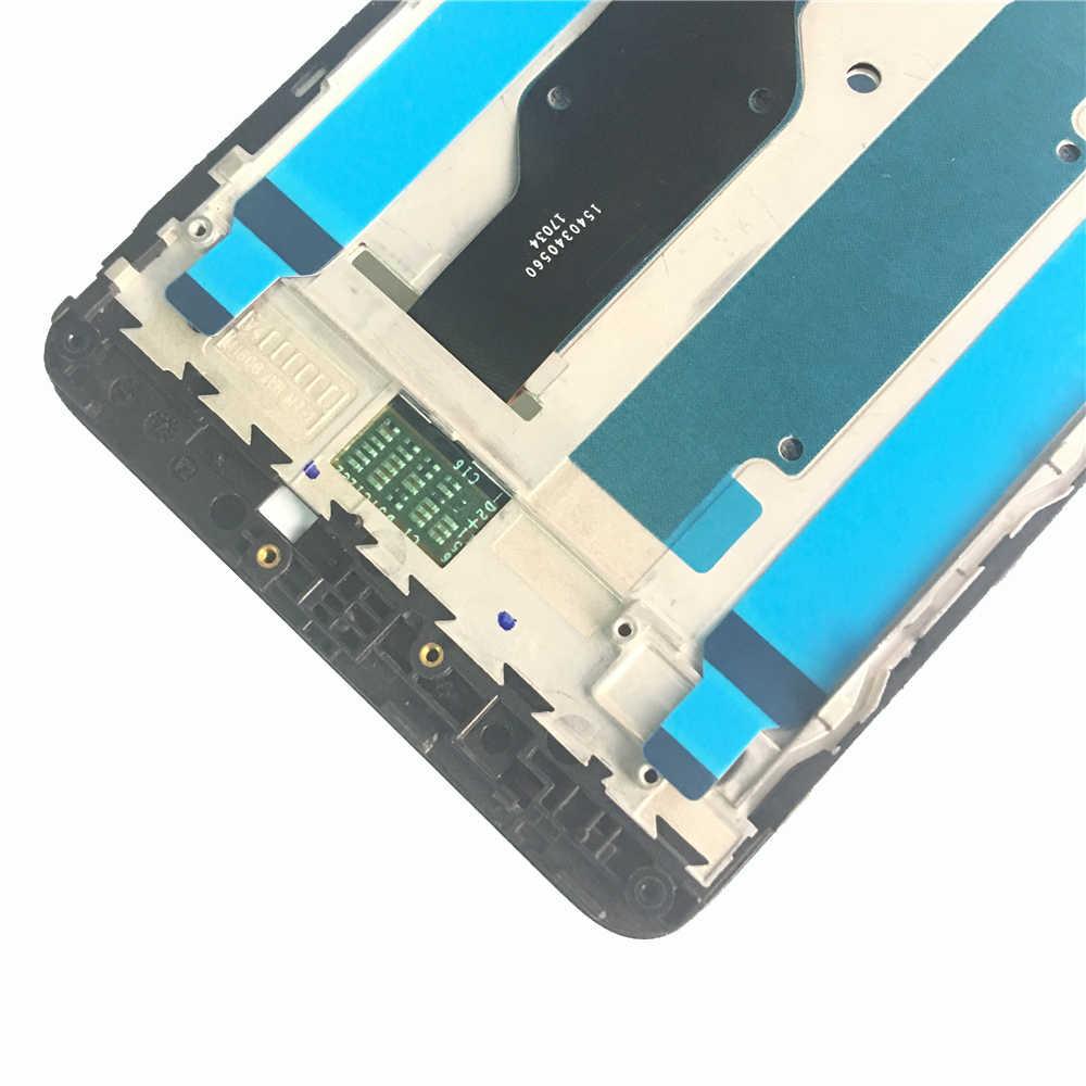 Nuevo LCD para Xiaomi Redmi Note 4X LCD digitalizador pantalla táctil marco de montaje Nota 4x4 X Global versión Snapdragon 625