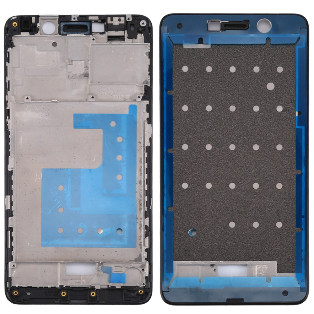 iPartsBuy New for <font><b>Huawei</b></font> Honor 6X / <font><b>GR5</b></font> <font><b>2017</b></font> Front Housing LCD Frame Bezel Plate image