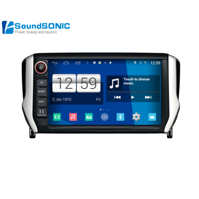 android 4.4.4 for peugeot 208 2008 2014 2015 touch screen car dvd