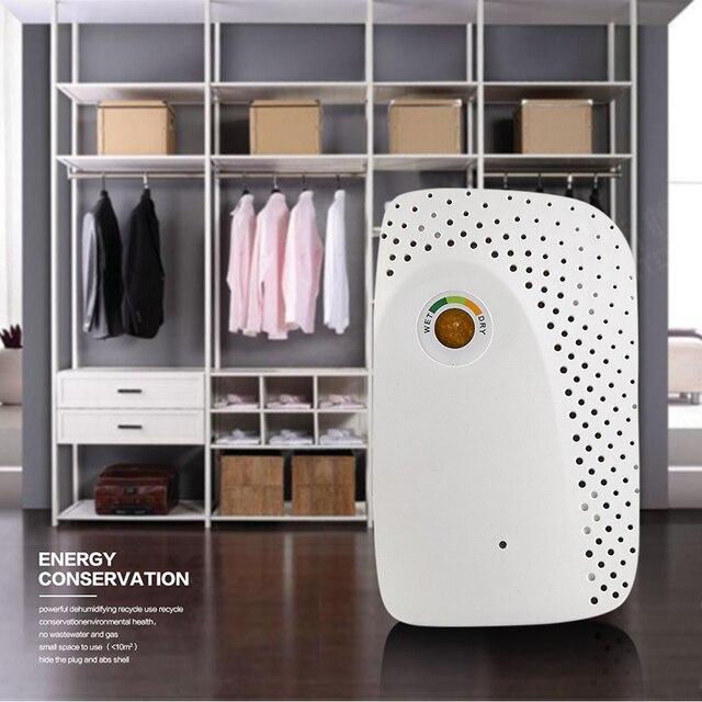 ที่รองรับ MINI AIR Dehumidifier พลังงานชาร์จสุขภาพสิ่งแวดล้อมประหยัดดูดซับความชื้นเครื่องเป่าตู้เสื้อผ้ารถบ้าน