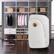 Mini deshumidificador de aire Compatible con energía recargable, salud ambiental, económico, secador de humedad absorbente, guardarropa, para el hogar y el coche