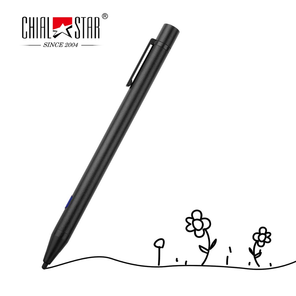 Active Stylus Pen USB For Iphone iOS Android Microsoft Touch Screen Capacitive Drawing Pen for Samsung Mobile Phones Tablet Pad