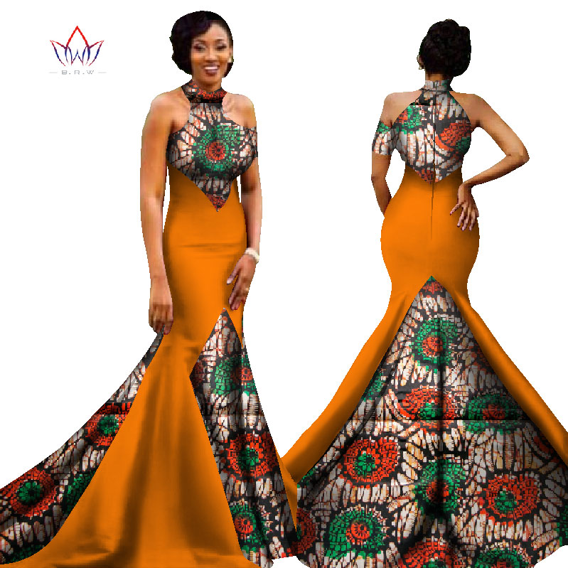 Plus size dress picture more detailed picture about brw for Elegant african dresses for weddings