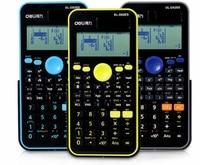 2016 Scientific Calculator Dual Power 252 Function Calculator Large Display Calculadora Cientifica Calcolatrice For Student Exam