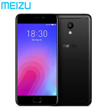 Global version Meizu M6 2GB RAM MEILAN 6 Mobile Phone 4G LTE 5.2 inch Screen 3070mAh battery MTK6750 Octa core wifi bluetooth(China)