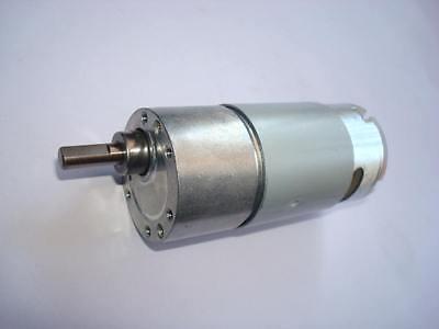 37GB-550/555 DC Brush Gear Motor / Motor / 37mm DIA DIY Robot Toy Car DC 6V 12V 24V 3.7RPM-1800RPM zgb37rg dc 12v 37mm cylindrical 5rpm output speed dc geare motor diy robot