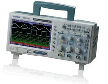 Fast arrival High Auality Hantek MSO5202D 200MHz 2 Ch 1GSa/s Digital Multimeter Oscilloscope 16Ch Logic Analyzer 2in1