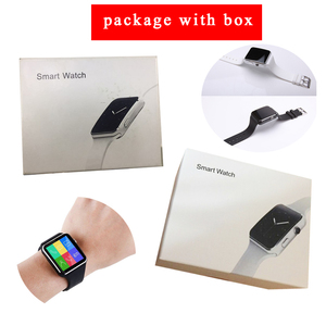 Image 2 - 2019 akıllı saat destek SIM TF kart h kamera Smartwatch Bluetooth arama/kamera dokunmatik ekran ile iPhone Xiaomi Android için IOS
